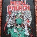 Metal Church - Patch - Metal church fake healer