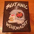 Slayer - Patch - Slatanic Wehrmacht