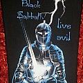 Black Sabbath - Patch - Live evil