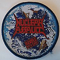 Nuclear Assault - Patch - Handle with care patch