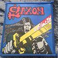 Saxon - Patch - Saxon patch