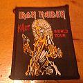 Iron Maiden - Patch - Killer world tour