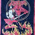 Venom - Patch - Cronos on fire backpatch