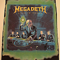 Megadeth - Patch - Rust in peace