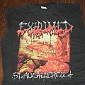 "Exhumed ""Slaughtercult"" Shirt"