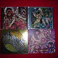 Baroness cd collection 2007-2015 Tape / Vinyl / CD / Recording etc
