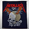 Metallica - Damaged Inc Patch For Sale