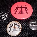 Satan - Other Collectable - VINTAGE SATAN BADGES!