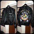 HEAVY LOAD satin jacket 1982