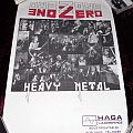 ZONE ZERO POSTER  Other Collectable