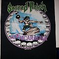 Sacred Reich back patch! 1988