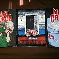 Metal Church Back patches
