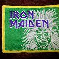 Original Iron Maiden s/t Patch