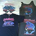 Sepultura Schizophrenia Shirts