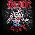 Kreator Extreme Aggression Back patch (derp edition)