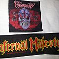 Infernal Majesty strip and monstrosity patches for trade