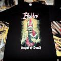 Hobbs' Angel of Death- USA tour shirt