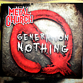 Metal Church- Generation Nothing signed CD