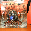 Macabre - Tape / Vinyl / CD / Recording etc - Macabre- Grim Scary Tales signed LP