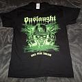 Onslaught- Thrash Invasion 2014 tour shirt