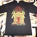 Satan- Fall tour shirt
