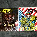"Anthrax 12"" singles Tape / Vinyl / CD / Recording etc"