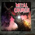 Metal Church- S/T first pressing