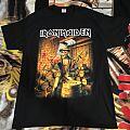 Iron Maiden- Book of Souls Chicago shirt