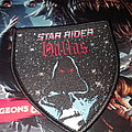 The star rider Patch