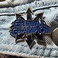 Eternal Champion - Pin / Badge - EC Chaos Star Enamel Pin