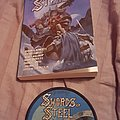Swords of steel book and patch