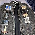 Burzum - Battle Jacket - Unfinished winter Jacket