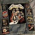 Metallica - Battle Jacket - 80s vest (in progress)