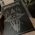 Megadeth - Other Collectable - Megadeth Cryptic Writing's Comic Signed