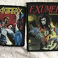 Exumer and Anthrax patches for Tankard Emptyer
