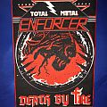 Enforcer - European Tour Backpatch
