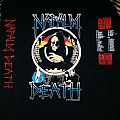 NAPALM DEATH-  US GrindCrusher Tour 1991 Longsleeve (Life? version #2 of 5) TShirt or Longsleeve