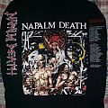 Napalm Death- Campaign For Musical Destruction US Tour longsleeve (Version #1) TShirt or Longsleeve