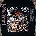 Napalm Death- Campaign For Musical Destruction US Tour longsleeve (Version #1) TShirt or Longsleeve