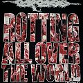 CarCass- Rotting All Over The World North America 2016 t-shirt.