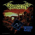 GORGUTS~ The Erosion Of Sanity 1993 European Tour T-shirt.