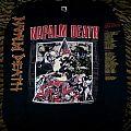 Napalm Death US Campaign For Musical Destruction 1992 Longsleeve TShirt or Longsleeve