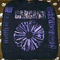 CARCASS- Gods Of Grind 1992 European Tour Longsleeve (Circle Of Tools Version #6 of 15) TShirt or Longsleeve