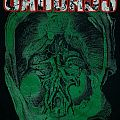 CARCASS- Green Chest Cavity/Definition 1992 T-shirt