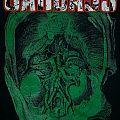 CARCASS- Green Chest Cavity/Definition 1992 T-shirt