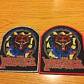 Defenders of the Faith patches
