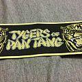 Tygers of Pan Tang strip  Patch