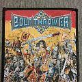 Bolt Thrower- Warmaster patch