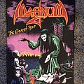 Magnum - The Eleventh Hour old deadstock backpatch