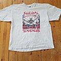 Suicidal Tendencies - TShirt or Longsleeve - Suicidal Tendencies - Won´t fall in love Shirt